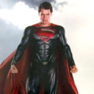 'Man of Steel' Images Reveal Surprising Addition and a Train Hanging from a Skyscraper