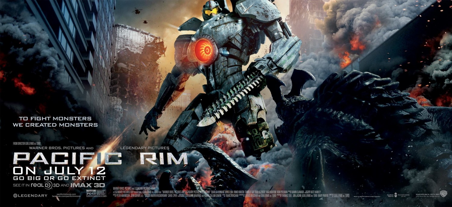 pacific rim 2017 movie poster - photo #20