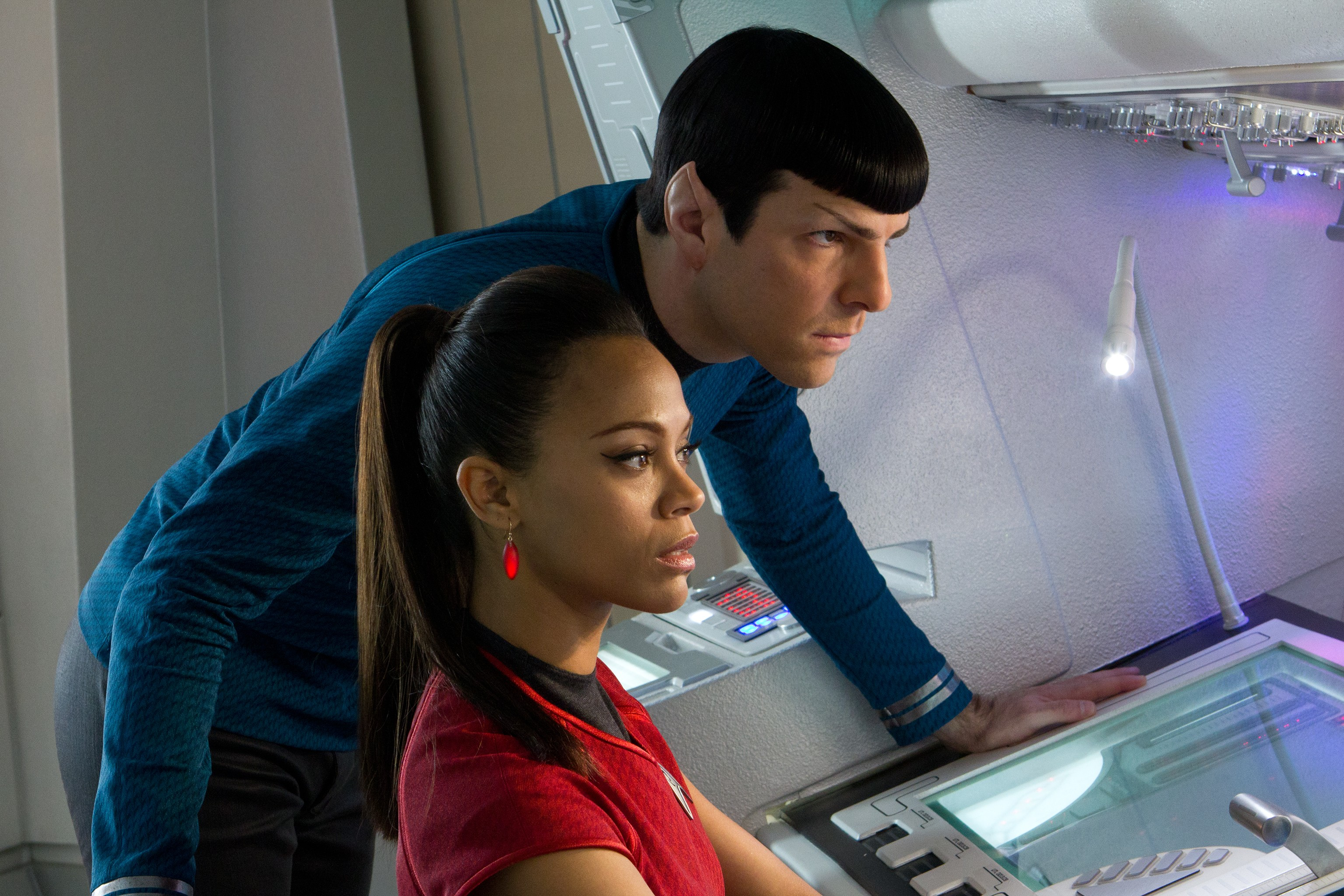 Boldly Going Wrong: Why There's No 'Star Trek' in 'Star Trek Into Darkness'