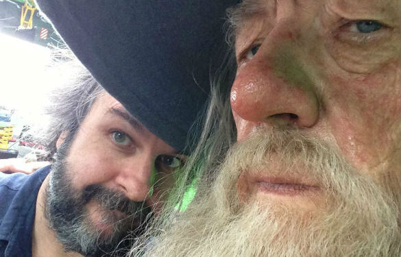Movie News: Peter Jackson Says Goodbye to Gandalf; First 'Pacific Rim' TV Spot; New 'Wolverine'...