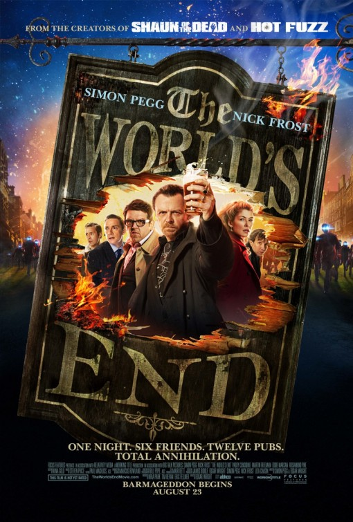 New 'The World's End' Trailer Clears Up What's Trying to Kill Simon Pegg and Nick Frost...