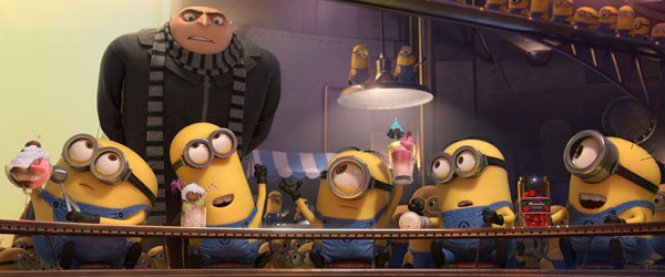 Gru and the Minions
