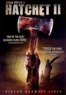 Hatchet 2 cover art