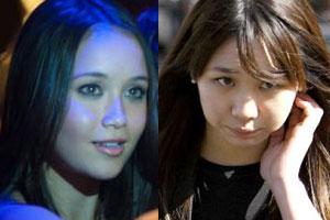 Katie Chang and Rachel Lee