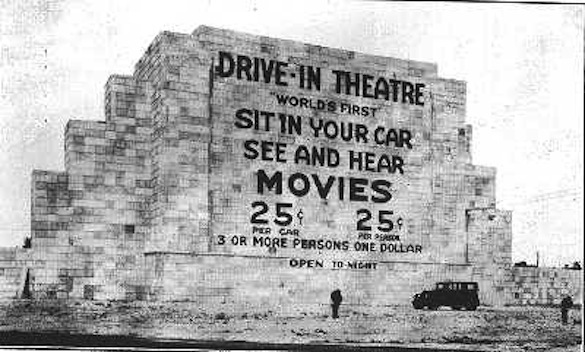 Battery park movie theater