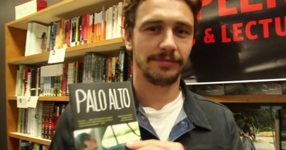 James Franco Turns to Fans to Crowd-Fund His New Film, But There's a Twist!...