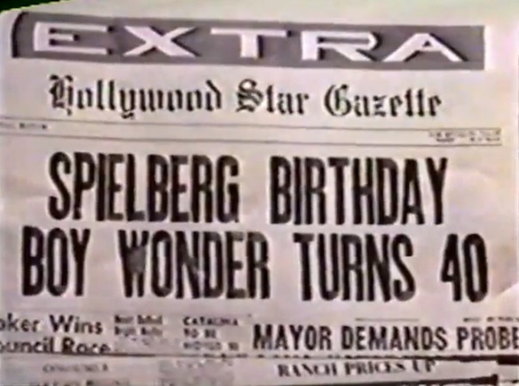 Watch: The Great, Star-Studded 'Citizen Kane' Parody Created for Steven Spielberg's 40th Birthd...