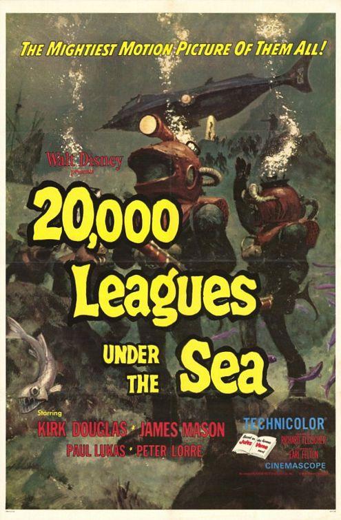 Twenty Thousand Leagues Under the Sea Jules Verne Books