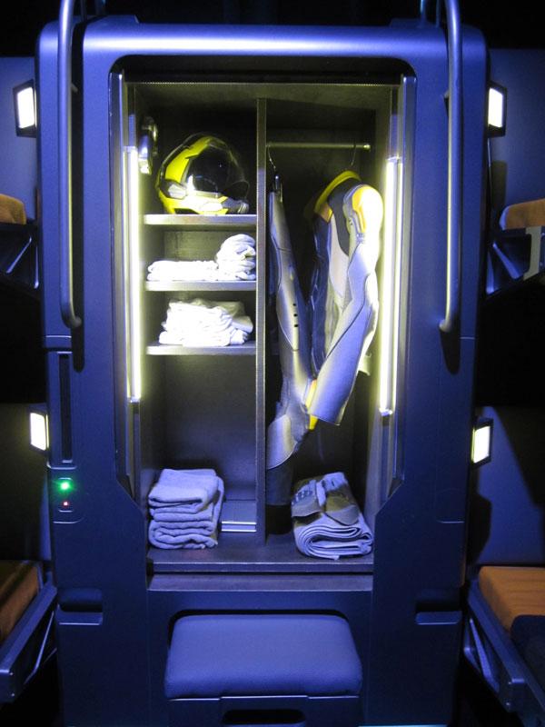 Ender's Game - Dorm