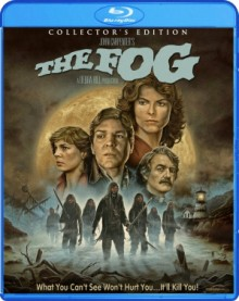The Fog Blu-ray cover