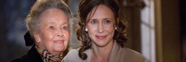 Lorraine Warren & Vera Farmiga