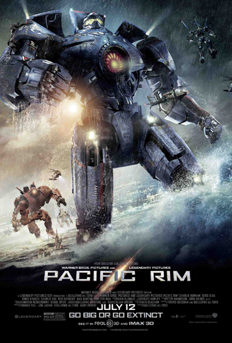 PCRPoster500 Giveaway: Pacific Rim Swag