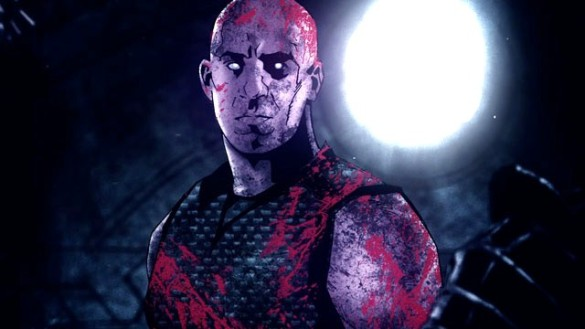 Riddick Motion comic