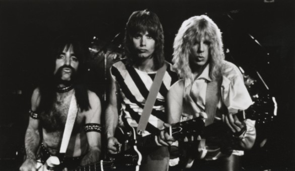 Spinal Tap band photo
