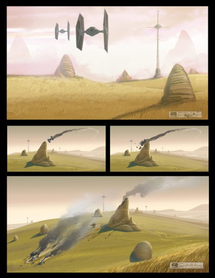 Star Wars Rebels Concept art 2