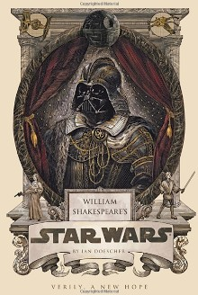 Star Wars Shakespeare cover
