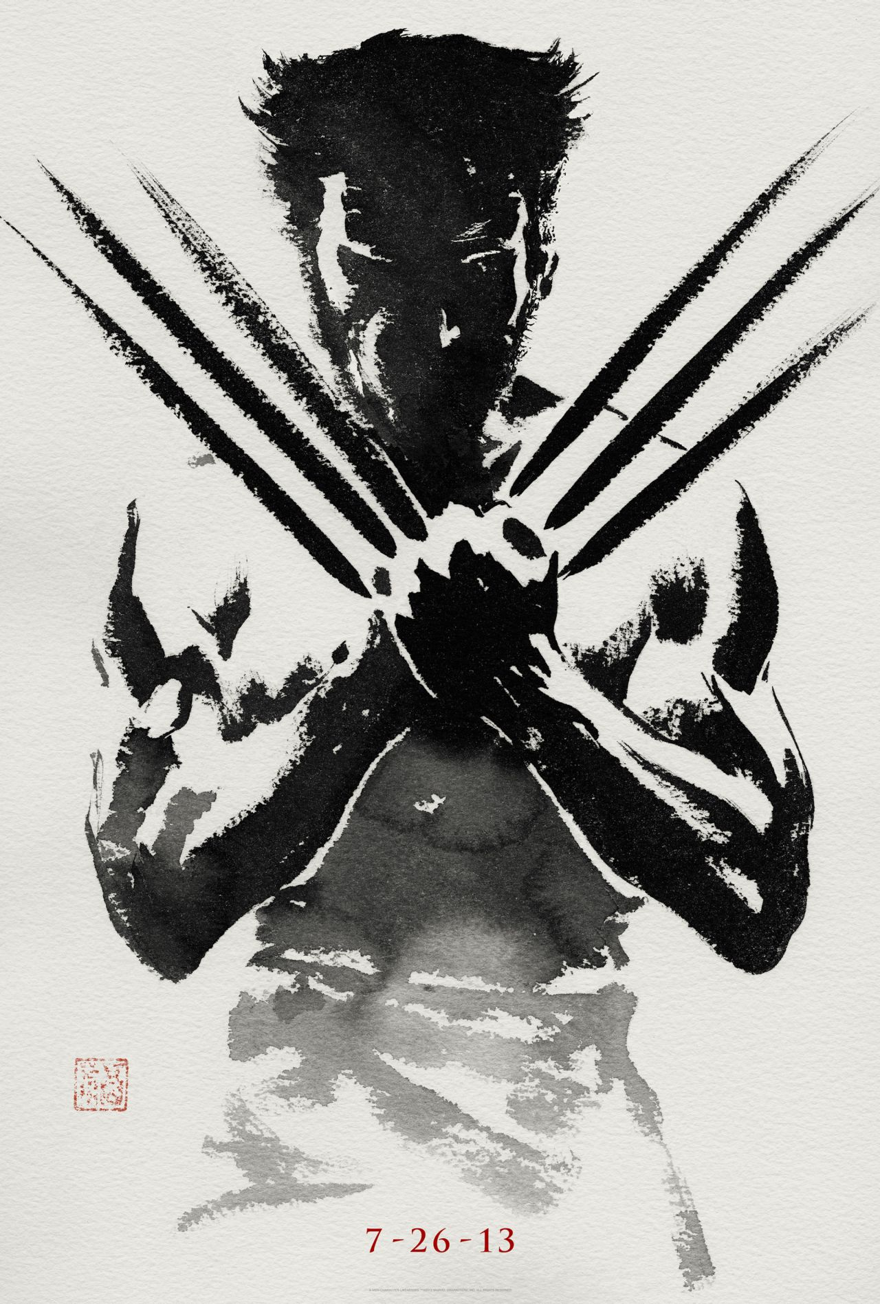 The Wolverine poster Box Office Report: Weaker Start For 'The Wolverine' Caused By Poor Predecessors?