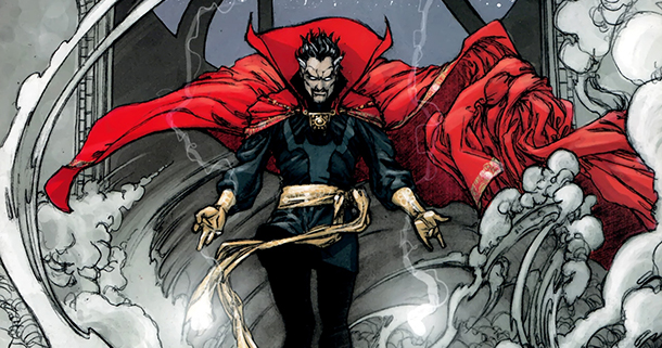 strange header Best of the Week: Doctor Strange Director Hired, Alternate Captain America: Winter Soldier Concept Art, and More