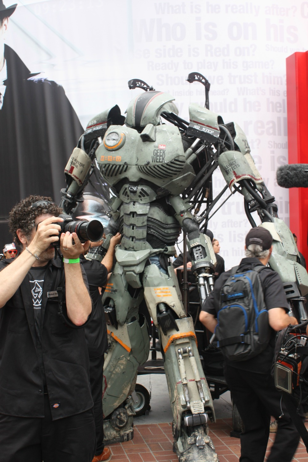 The Best, Creepiest and Coolest Comic-Con Cosplay in Three ...