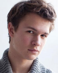 Ansel Elgort is Gus