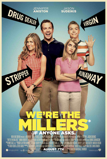 Millers350Poster Giveaway: BBQ with Were the Millers Swag
