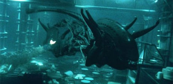 alien resurrection underwater Best of the Week: Summer Movie Box Office Infographic, Film Face off and More