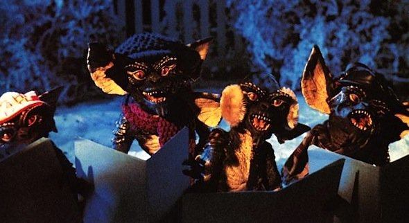 gremlins christmas What Major Movie Plot Holes Do You Forgive from Your Favorite Films?