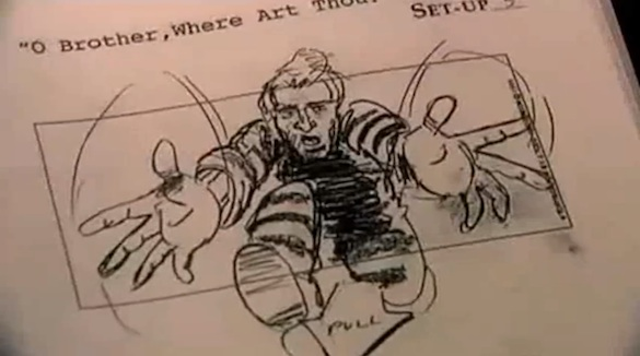 Watch: The Coen Brothers' Storyboard Artist Gives a Fun