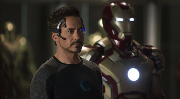 rdj%20iron%20man Your Top Three: Superhero Performances