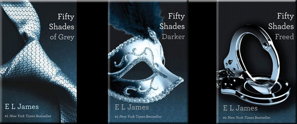 Fifty Shades Book Series