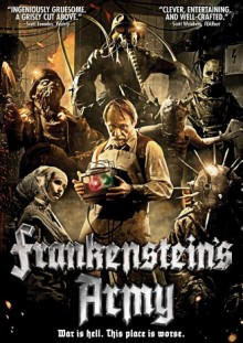 Frankenstein's Army cover art