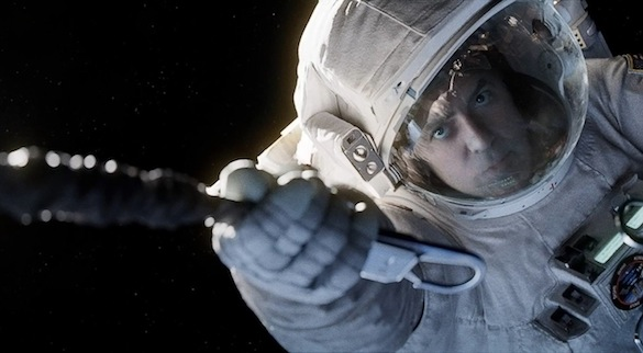 George Clooney Gravity What Movie at the Toronto Film Festival Are You Most Dying to See?