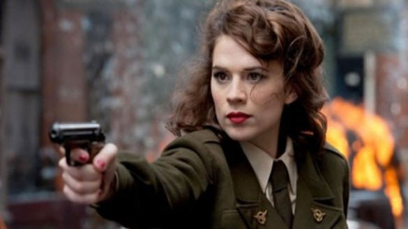 Peggy Carter in Agent Carter