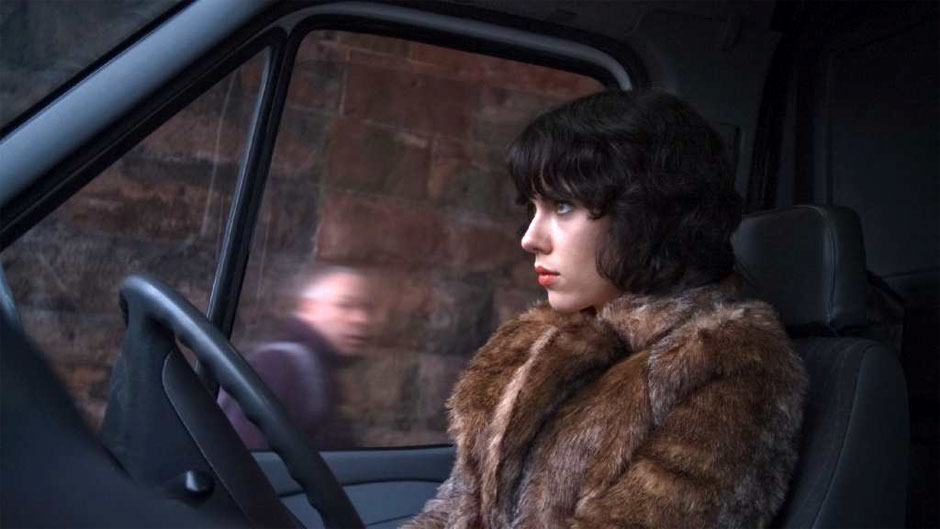 Scarlett Johansson in Under the Skin 2012 Movie Image How Scarlett Johansson Lured Real Guys into Her Creepy Van in Under the Skin