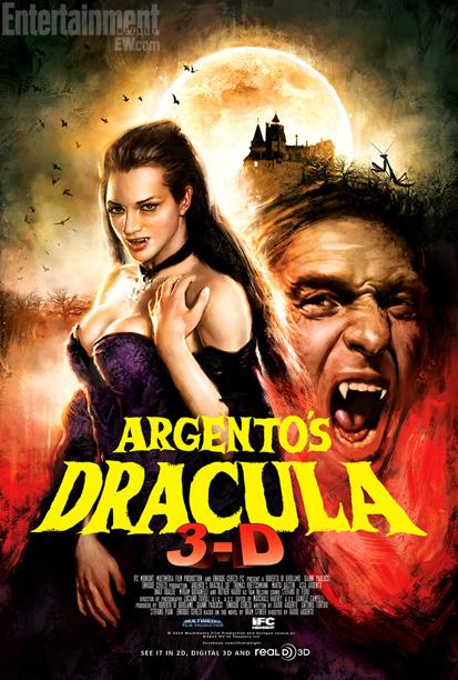 Argento's Dracula 3-D