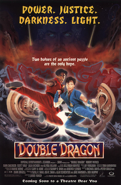 double%20dragon The Geek Beat: Why the Next Batch of Video Game Movies Could Change Everything