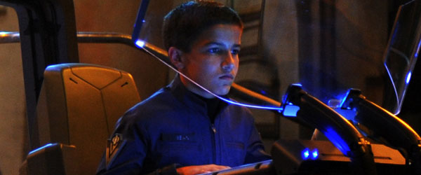 Aramis Knight as Bean