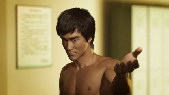 Bruce Lee Warrior's Dream