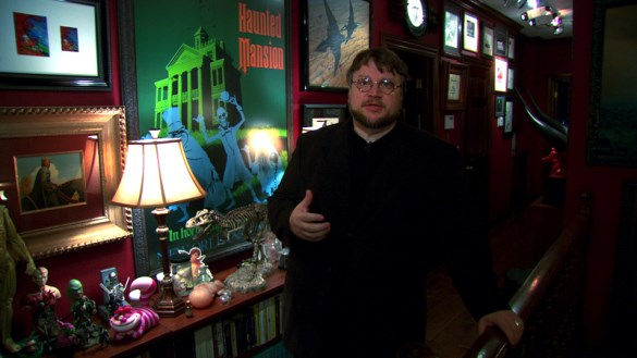 Guillermo Del Toro Bleak House interior