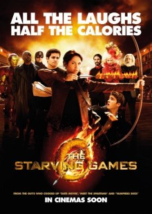 Starving Games poster