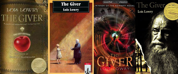 The Giver Book Covers