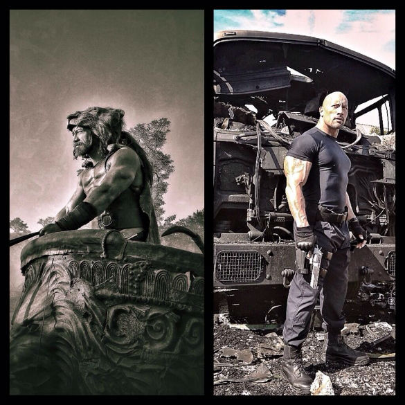 Hercules / Fast and Furious 7