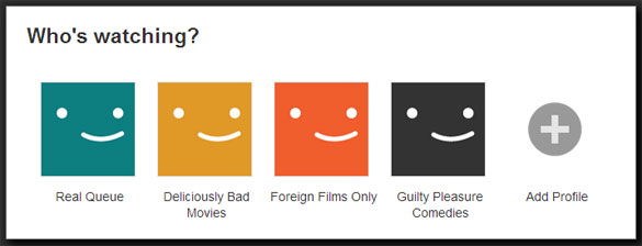 Here's a Simple Way to Make Netflix' New Profiles System Even More