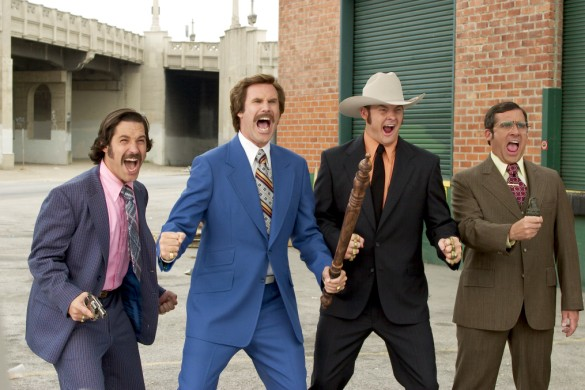 Anchorman cast