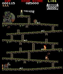 Donkey Kong Raider of the Lost Ark skin