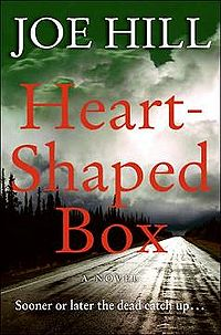 Heart shaped box cover