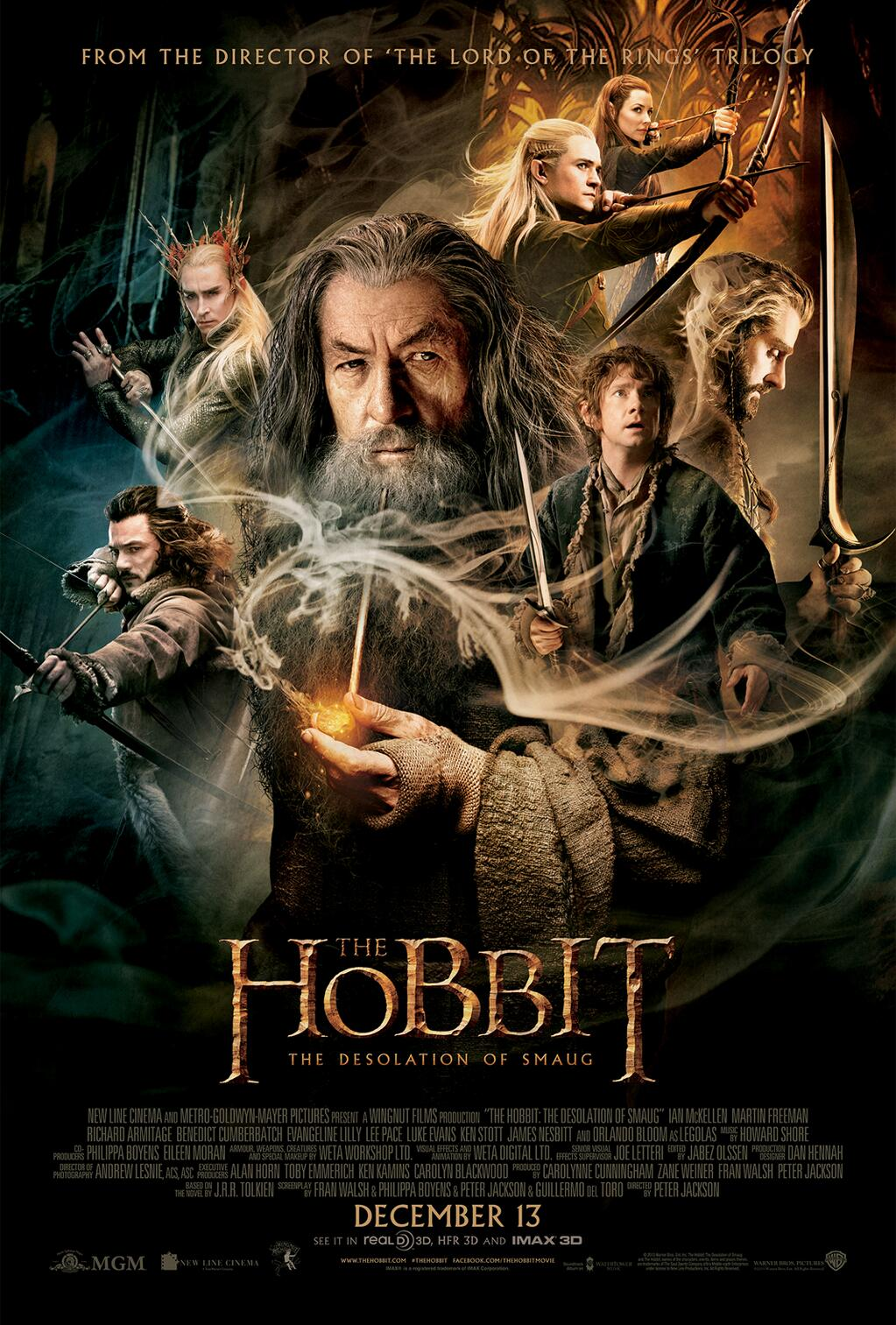 Giveaway: 'The Hobbit: The Desolation of Smaug' Mega Prize Pack...