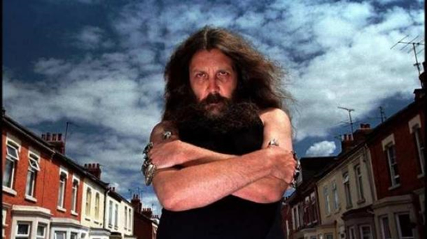 Comics on Film: Alan Moore Hates Superheroes, and if You Don't, Then He May Hate You Too...