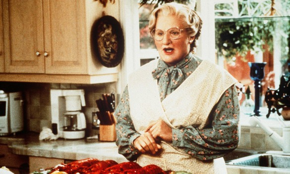 You're Old: 'Mrs. Doubtfire' Came Out 20 Years Ago This Week...