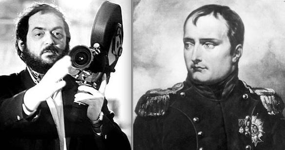 Stanley Kubrick / Napoleon